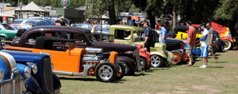 Halls Gap Rod Run